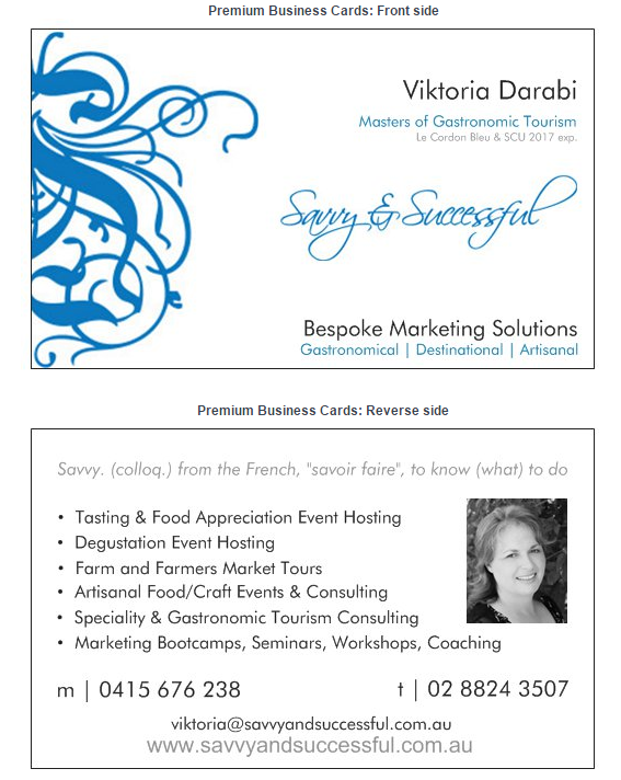 business card at July 1 2015